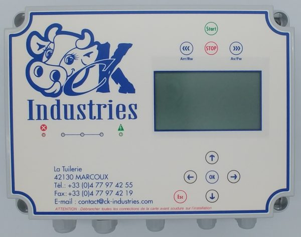 CK Industries - Agriculture
